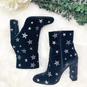 Steve Madden | Edit | Embroidered Star Bootie